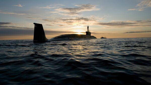 Un sous-marin russe (image d'illustration) - Sputnik France