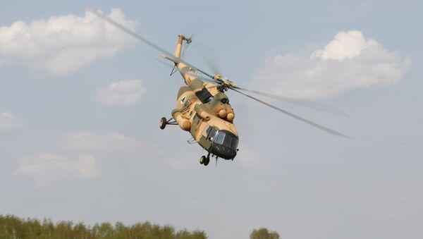 Un Mi-8/17  - Sputnik France