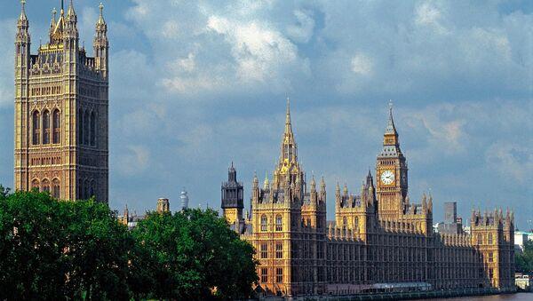 Le palais de Westminster à Londres - Sputnik France