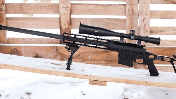 Le fusil de précision de très longue portée de Lobaev Arms DXL-3 Longstrike - Sputnik France
