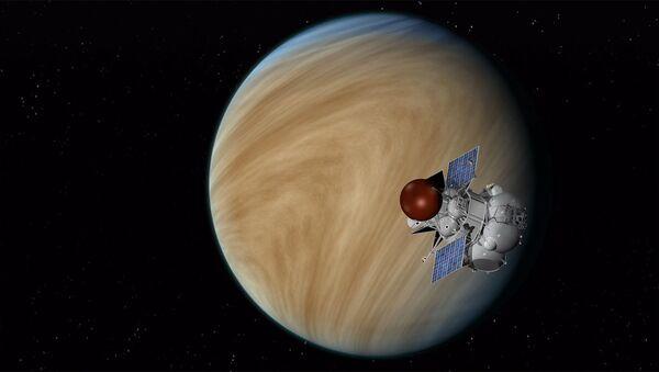 Vénus-D pode se tornar projeto conjunto da NASA e Instituto de Pesquisas Espaciais russo - Sputnik France