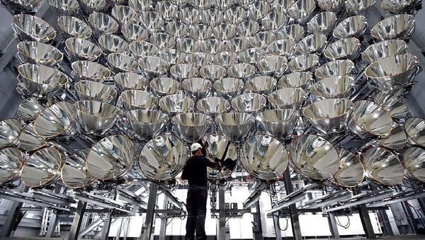 Des scientifiques allemands créent un «soleil artificiel» - Sputnik France