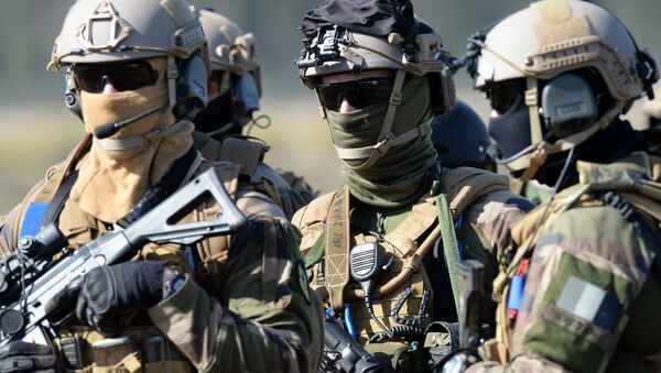 Members of French army special force (file) - Sputnik France