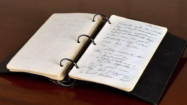 Journal de John Kennedy - Sputnik France