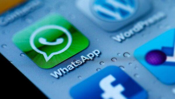 Whatsapp-Logo - Sputnik France