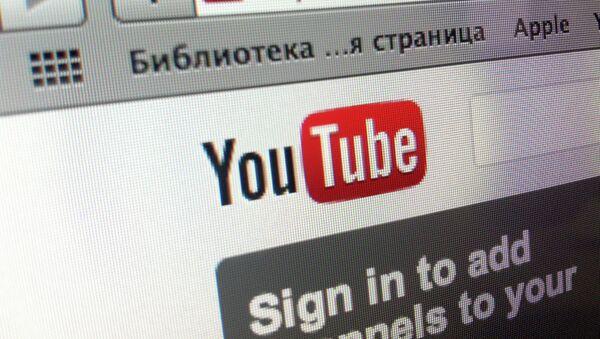 Contenus antisémites sur Youtube: une perte estimée à 750 million d'euros - Sputnik France