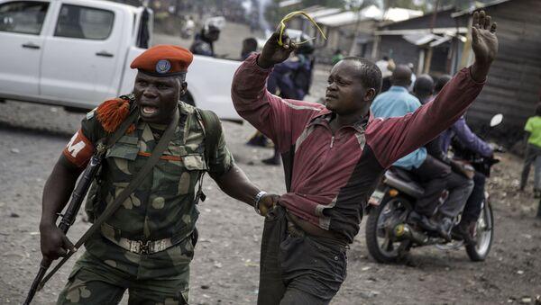 Des hommes armés décapitent 40 policiers au Congo - Sputnik France