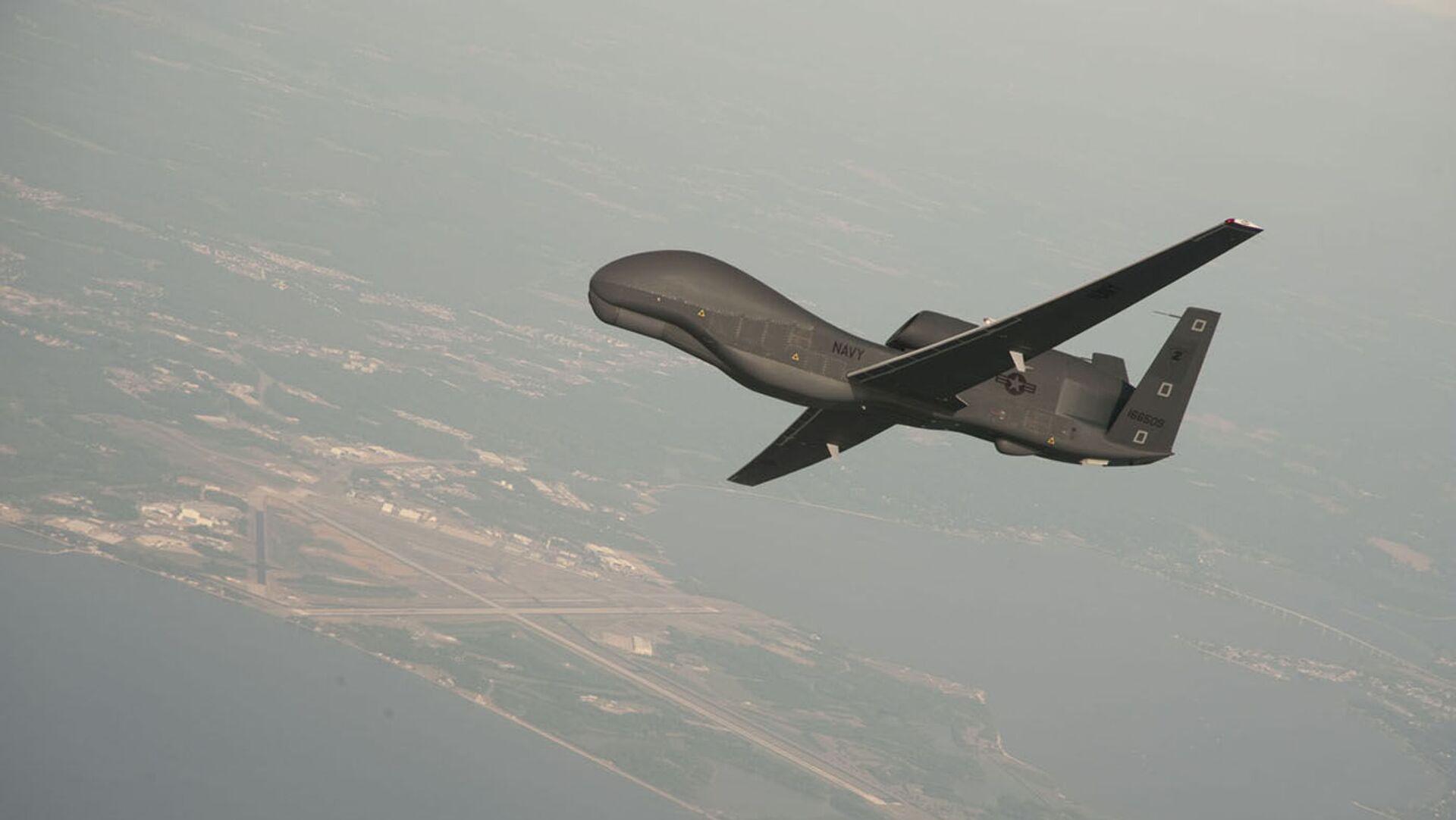 RQ-4 Global Hawk - Sputnik France, 1920, 25.09.2021
