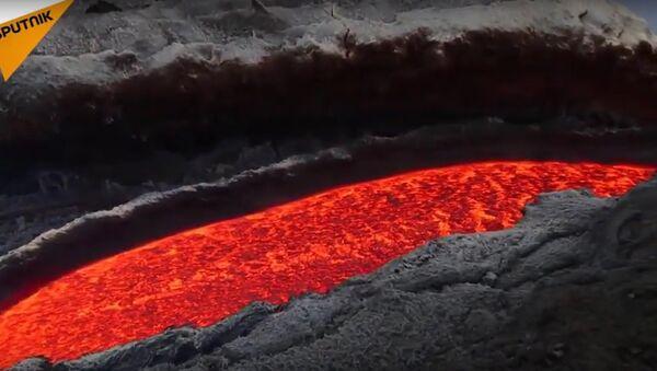L'Etna continue de cracher de la lave - Sputnik France