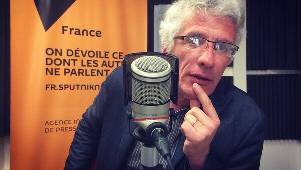 Vincent Coussedière - Sputnik France