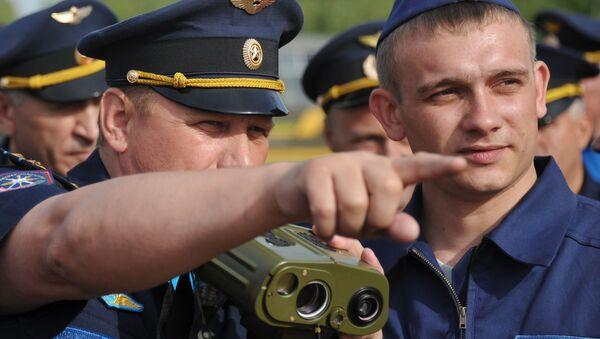 Militaires russes - Sputnik France