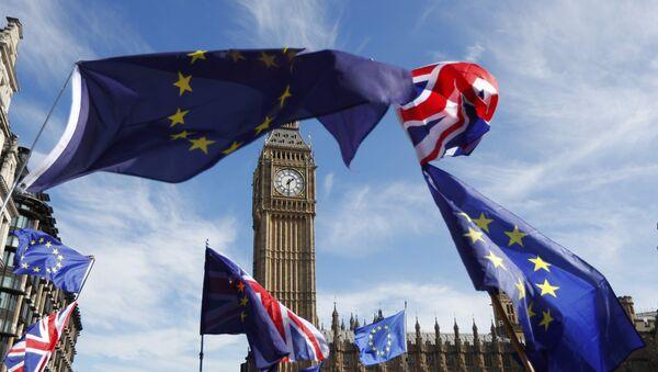 Coût du Brexit: le nouveau secret des négociations entre Londres et Bruxelles - Sputnik France