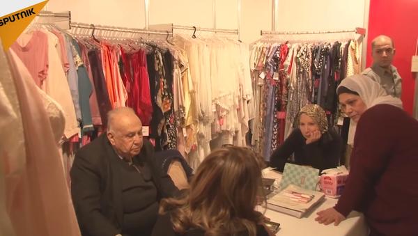 Сирия наращивает экспорт товаров текстильной промышленности - Sputnik France