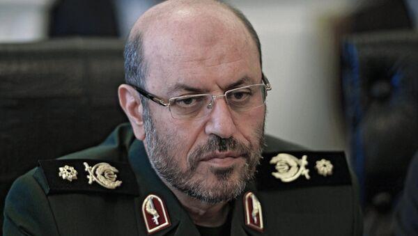Ministre iranien de la Défense  Hossein Dehghan - Sputnik France
