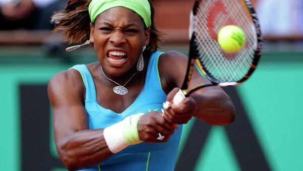 Mise en doute de la probité de Serena Williams: Avez-vous vu à quoi elle ressemble? - Sputnik France