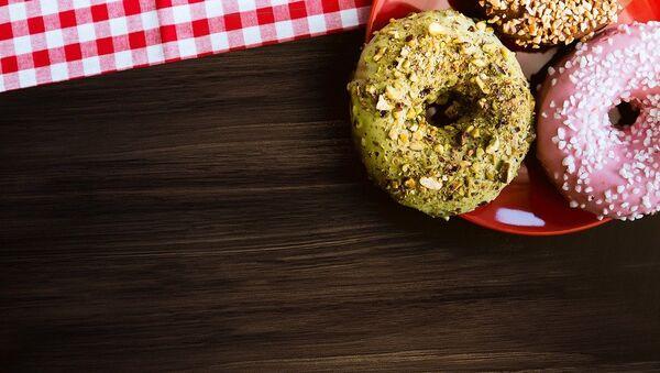 Vous risqueriez-vous à manger des… spaghettis donuts? - Sputnik France