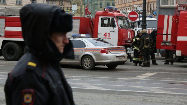 Attentat de St-Pétersbourg: «C'est une ville martyre comme Nice l'a été» - Sputnik France