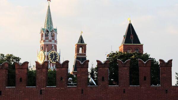 Kremlin, Moscú - Sputnik France