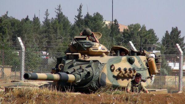Après le Bouclier de l'Euphrate, la Turquie prête à une nouvelle opération en Syrie - Sputnik France