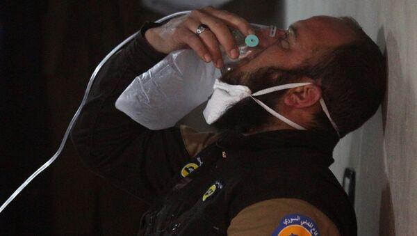 L'attaque chimique présumée à Khan Cheikhoun, en Syrie - Sputnik France