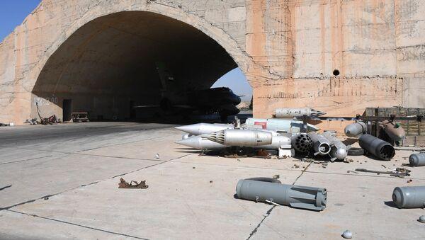 Les conséquences des frappes aériennes US contre la base militaire Shayrat en Syrie - Sputnik France