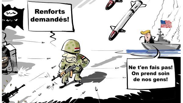 Priorités du Pentagone - Sputnik France