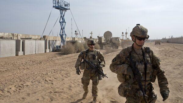 Des soldats américains (image d'illustration) - Sputnik France