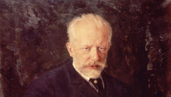 Пётр Чайковский (1840-1893) - Sputnik France
