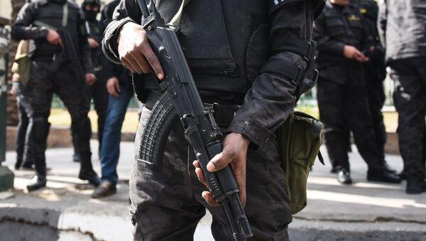 Police égyptienne - Sputnik France