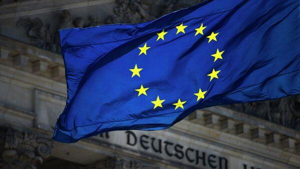 Le drapeau européen  - Sputnik France