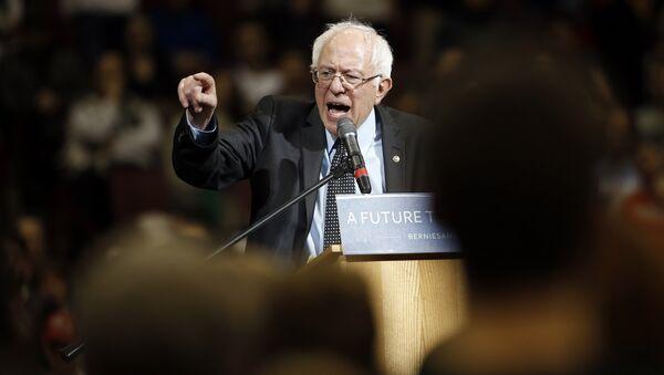 Sénateur indépendant du Vermont Bernie Sanders - Sputnik France