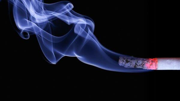 Une cigarette - Sputnik France