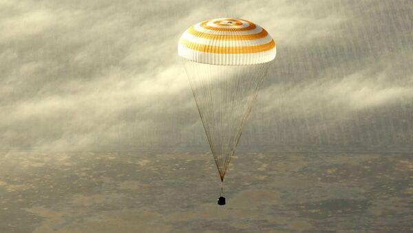 Le module d'atterrissage du vaisseau spatial Soyouz - Sputnik France