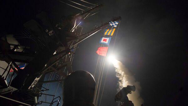 Tomahawk US - Sputnik France