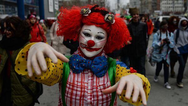 Un clown - Sputnik France
