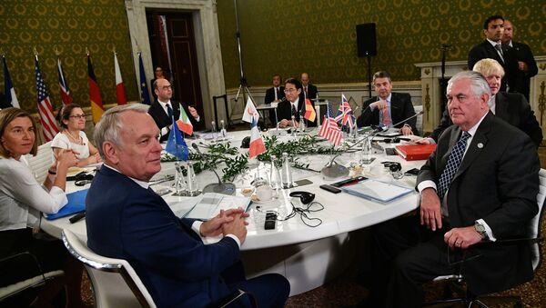 le sommet du G7 - Sputnik France
