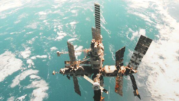 La station orbitale Mir - Sputnik France