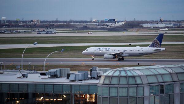 L'aéroport O'Hare de Chicago - Sputnik France