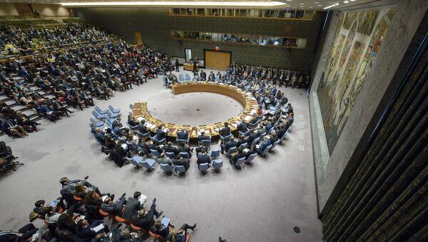 Résolution sur la Syrie: l'Occident a «forcé Moscou à sortir son veto» - Sputnik France