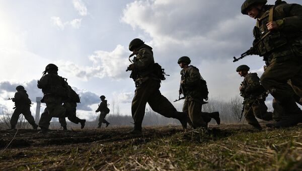 Exercices antiterreur en Russie - Sputnik France