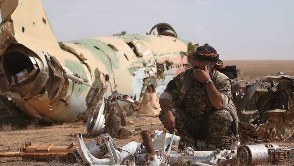 Mars sanglant: un nombre record de civils tués en Iraq et en Syrie par la coalition US - Sputnik France
