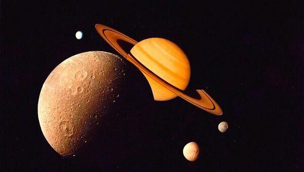 Saturne - Sputnik France