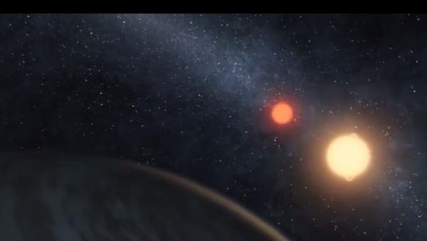 La NASA à la recherche de la «vraie» planète Tatooine - Sputnik France
