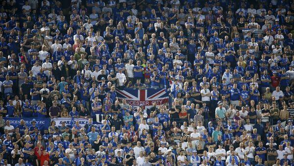 Supporters de Leicester City - Sputnik France