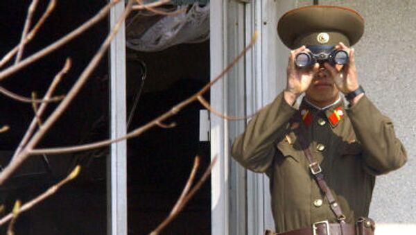 Soldat nord-coréen - Sputnik France