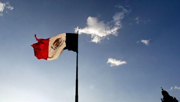 Un drapeau mexicain - Sputnik France