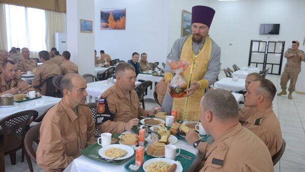 Comment les militaires russes en Syrie fêteront-ils Pâques? - Sputnik France