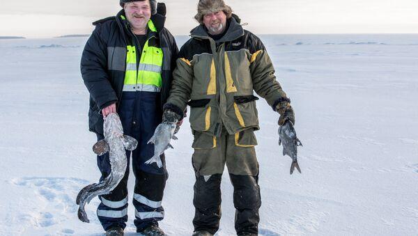 Deux pêcheurs russes ont fêté Pâcques à la dérive… dans les eaux norvégiennes - Sputnik France