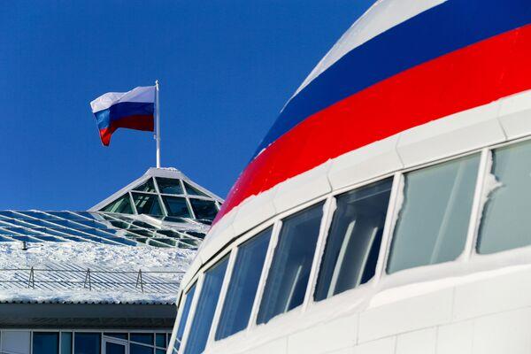«Trèfle arctique»: une base militaire russe unique en son genre - Sputnik France