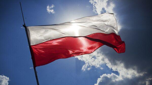 Un drapeau de la Pologne - Sputnik France